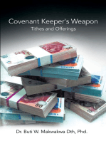 Covenant Keeper's Weapon