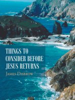 Things to Consider Before Jesus Returns