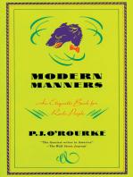 Modern Manners