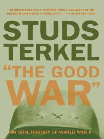 Download The Good War By Studs Terkel