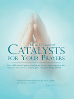 Catalysts for Your Prayers