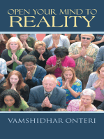 Open Your Mind to Reality