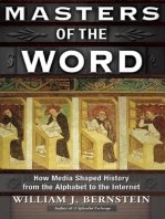 Masters of the Word