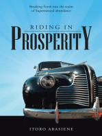 Riding in Prosperity