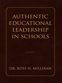 Authentic Educational Leadership in Schools