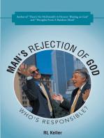 Man'S Rejection of God