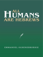 All Humans Are Hebrews