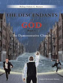 The Descendants of God Book 4: The Demonstrative Church