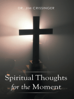 Spiritual Thoughts for the Moment