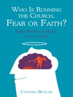 Who Is Running the Church, Fear or Faith?