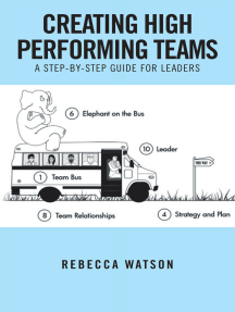 Creating High Performing Teams: A Step-By-Step Guide for Leaders