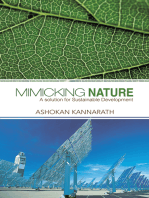 Mimicking Nature: A Solution for Sustainable Development