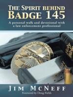 The Spirit Behind Badge 145