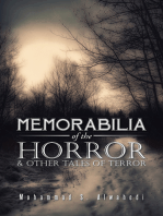 Memorabilia of the Horror & Other Tales of Terror