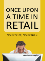 Once Upon a Time in Retail: No Receipt, No Return