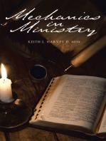 Mechanics in Ministry
