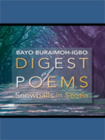 Digest of Poems