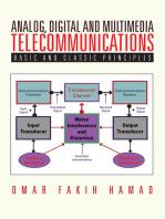 Analog, Digital and Multimedia Telecommunications: Basic and Classic Principles