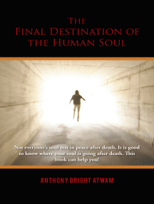 The Final Destination of the Human Soul
