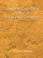 Tranquil Thoughts from the Texas Hill Country