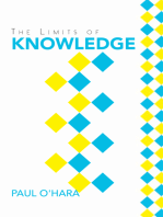 The Limits of Knowledge