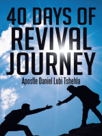 40 Days of Revival Journey