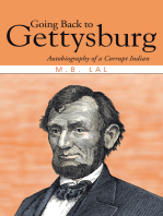 Going Back to Gettysburg: Autobiography of a Corrupt Indian