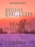 English Begins - Reading Passages I