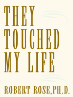 They Touched My Life