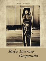 Rube Burrow, Desperado