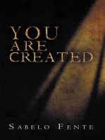You Are Created