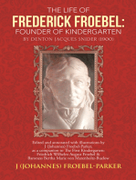 The Life of Frederick Froebel