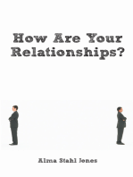 How Are Your Relationships?