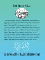 La Latéralité Et L'auriculomédecine