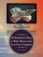 20 Wonderful Ways to Make Money from Your Own Computer