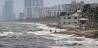 Gulf Coast Under Hurricane Warning As Tropical Storm Gordon Nears