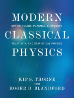 Modern Classical Physics