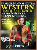 Sammelband 6 Extra Western September 2018