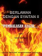 Berlawan Dengan Syaitan: Pembalasan Azazil