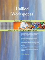 Unified Workspaces Standard Requirements