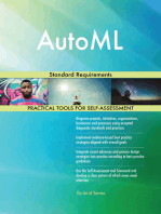 AutoML Standard Requirements