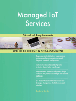 Managed IoT Services Standard Requirements
