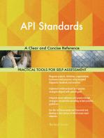 API Standards A Clear and Concise Reference