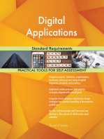 Digital Applications Standard Requirements