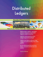 Distributed Ledgers Standard Requirements