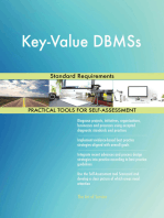 Key-Value DBMSs Standard Requirements