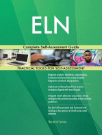 ELN Complete Self-Assessment Guide