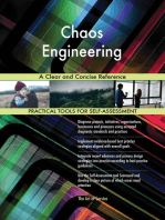 Chaos Engineering A Clear and Concise Reference