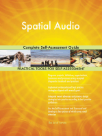 Spatial Audio Complete Self-Assessment Guide