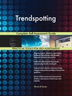 Trendspotting Complete Self-Assessment Guide
